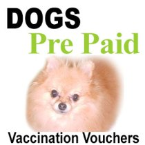 Dog Pre Paid Vaccination Voucher