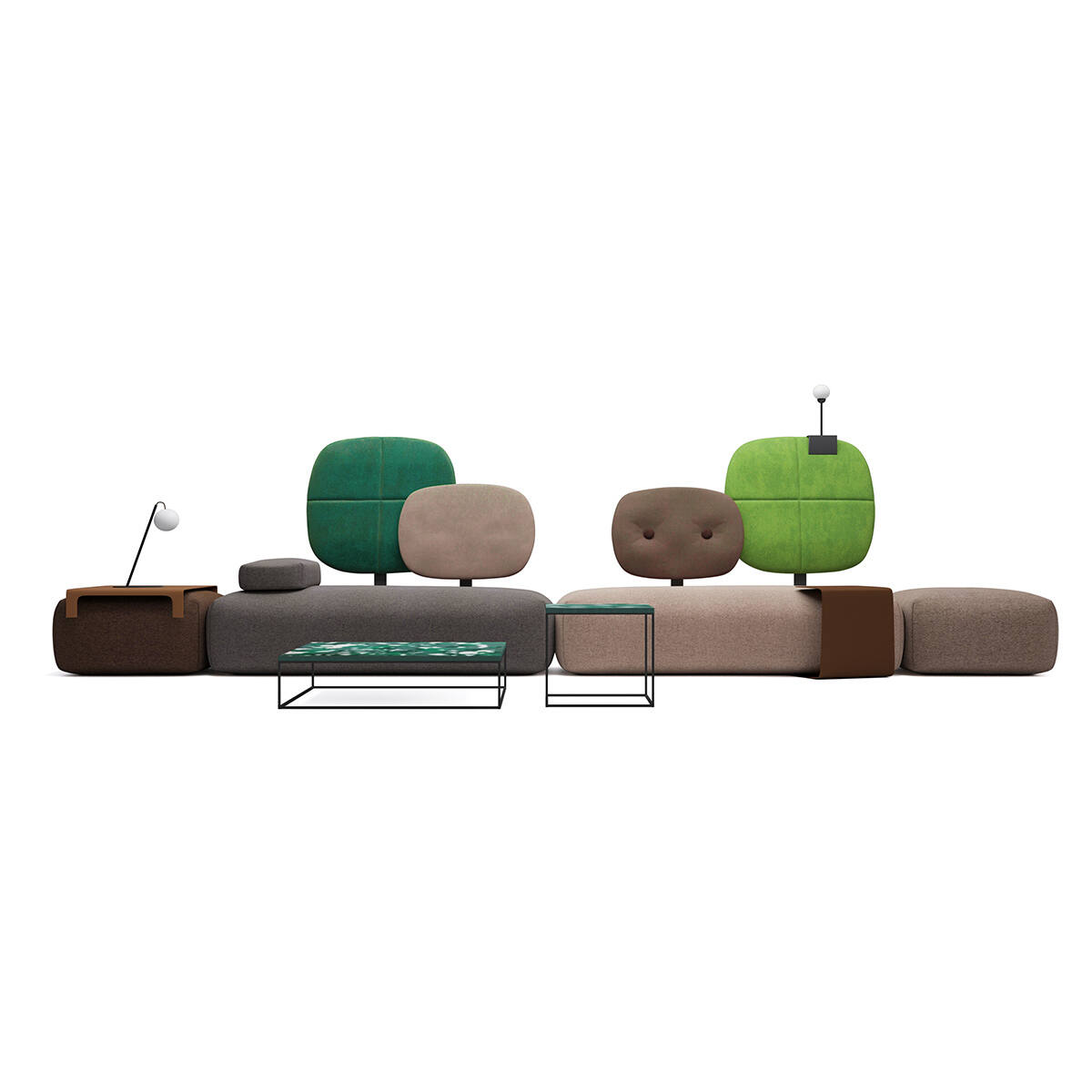 Hannabi Urban Nomad Sofa Box Model No 15 Box Hyperactive Hannabi Webshop