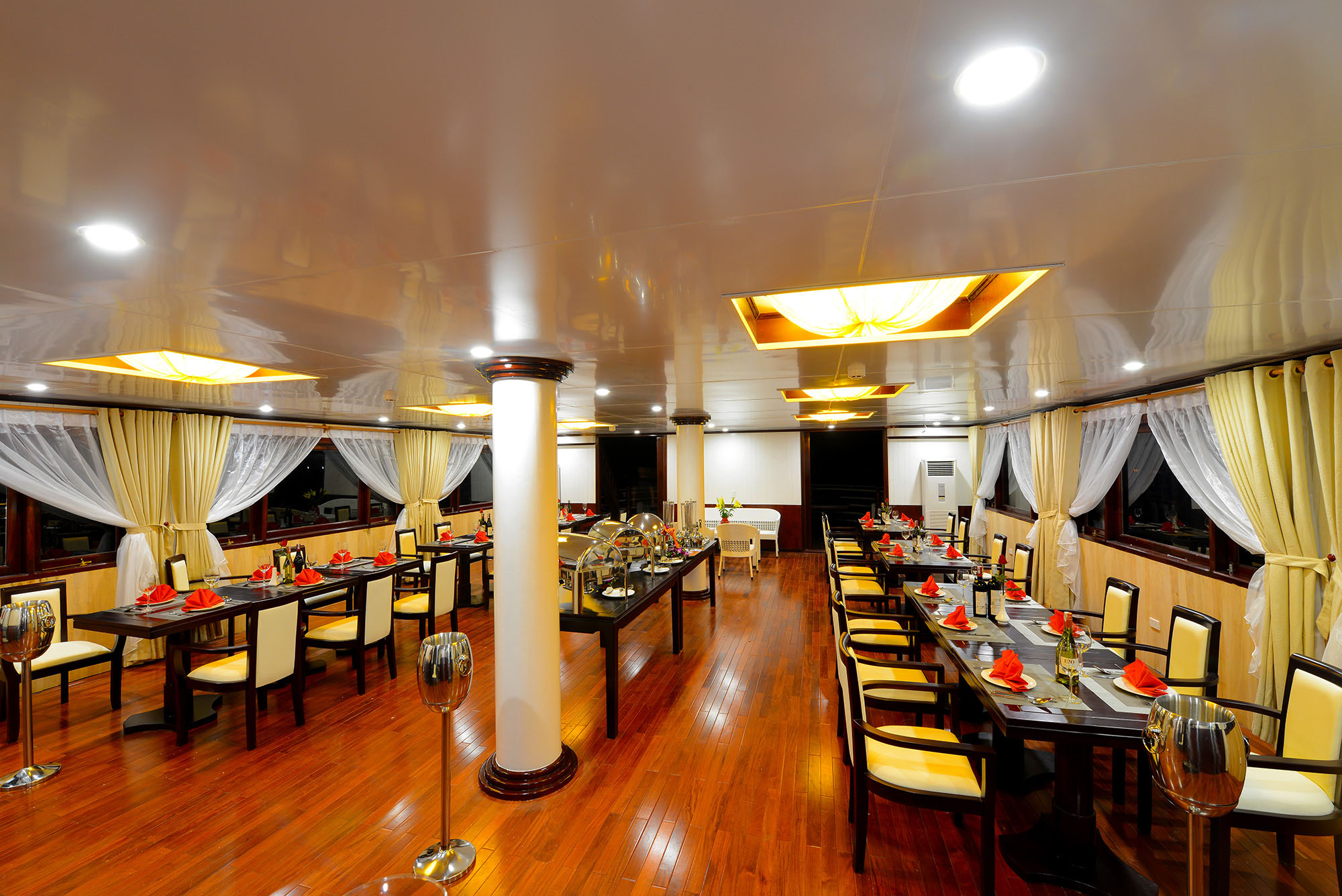 Restaurant Supply Long Island Silversea Cruise 3 Days 2 Nights Vietnam Discovery Travel