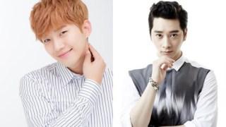 2PM ジュノとチャンソンがtvNとJTBCの金土ドラマに同時出演で関心集中