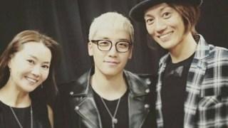 BIGBANGスンリ、観月ありさ夫妻との記念ショットをインスタグラムに掲載