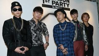 BIGBANG、3月に中国8都市でコンサートツアー開催
