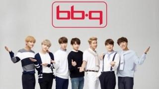 防弾少年団、韓国チキンブランドBBQの広告モデルに抜擢