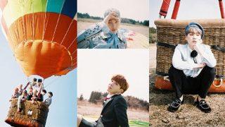防弾少年団、アルバム「花様年華 Young Forever」のコンセプト写真を公開