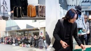 チャン・グンソク、バザー会を開催。韓国内外のファンが訪問、大盛況