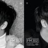 イ・ホンギ、ソロアルバム「FM302」ブラックとホワイトのカバー写真を公開