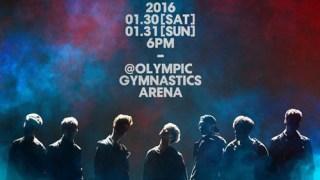iKON、1月に単独コンサート開催。チケットオープン日程公開