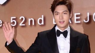 イ・ミンホが「江南ブルース」で「大鐘賞映画祭」新人男優賞を受賞