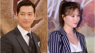 俳優ナムグン・ミンとモデルのチン・アルムが熱愛中。双方認める