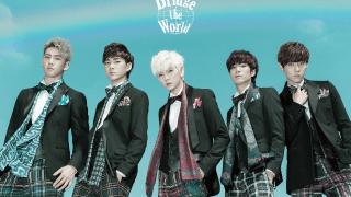 NU'EST、日本ファーストアルバム「Bridge the World」予約会開催