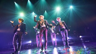NU'ESTが中国の音楽授賞式で「最高の潜在力グループ賞」を受賞