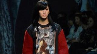 NU'EST レン、ソウルファッションウィーク「BIG PARK」にモデルとして登場
