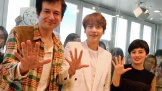 SUPER JUNIOR キュヒョン、スペイン坂スタジオ公開生放送に出演