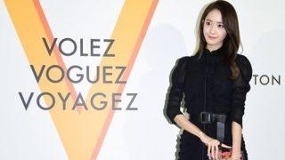 少女時代のユナ、EXOのスホとカイがルイ・ヴィトン日本イベントに出席