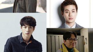 tvN新ドラマ『アントラージュ』にソ・ガンジュン、イ・グァンスなど出演確定