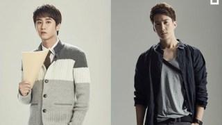 SS501 ホ・ヨンセンとキム・ヒョンジュン(マンネ)がミュージカル「HARU」に出演