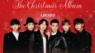 U-KISS、12/23にクリスマスミニアルバムをリリース。初回分のみイベント参加券封入
