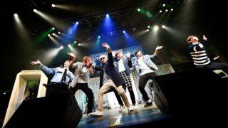 U-KISS、東京イベントで7月ツアー発表&ケビンのソロ作に歌手Kが参加