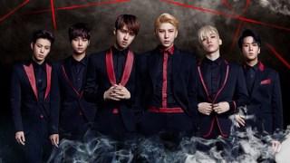 VIXX、日本オリジナルアルバム「Depend on me」ジャケ写とティーザー映像公開