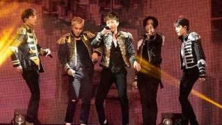 """ボーイズグループ""""WINNER"""" 自身初のホールツアー開幕"""
