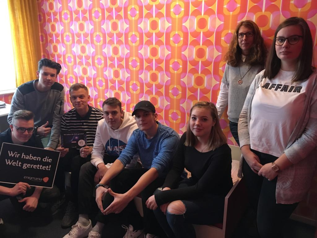 Escape Room Dortmund Besuch Im Escape Room Center