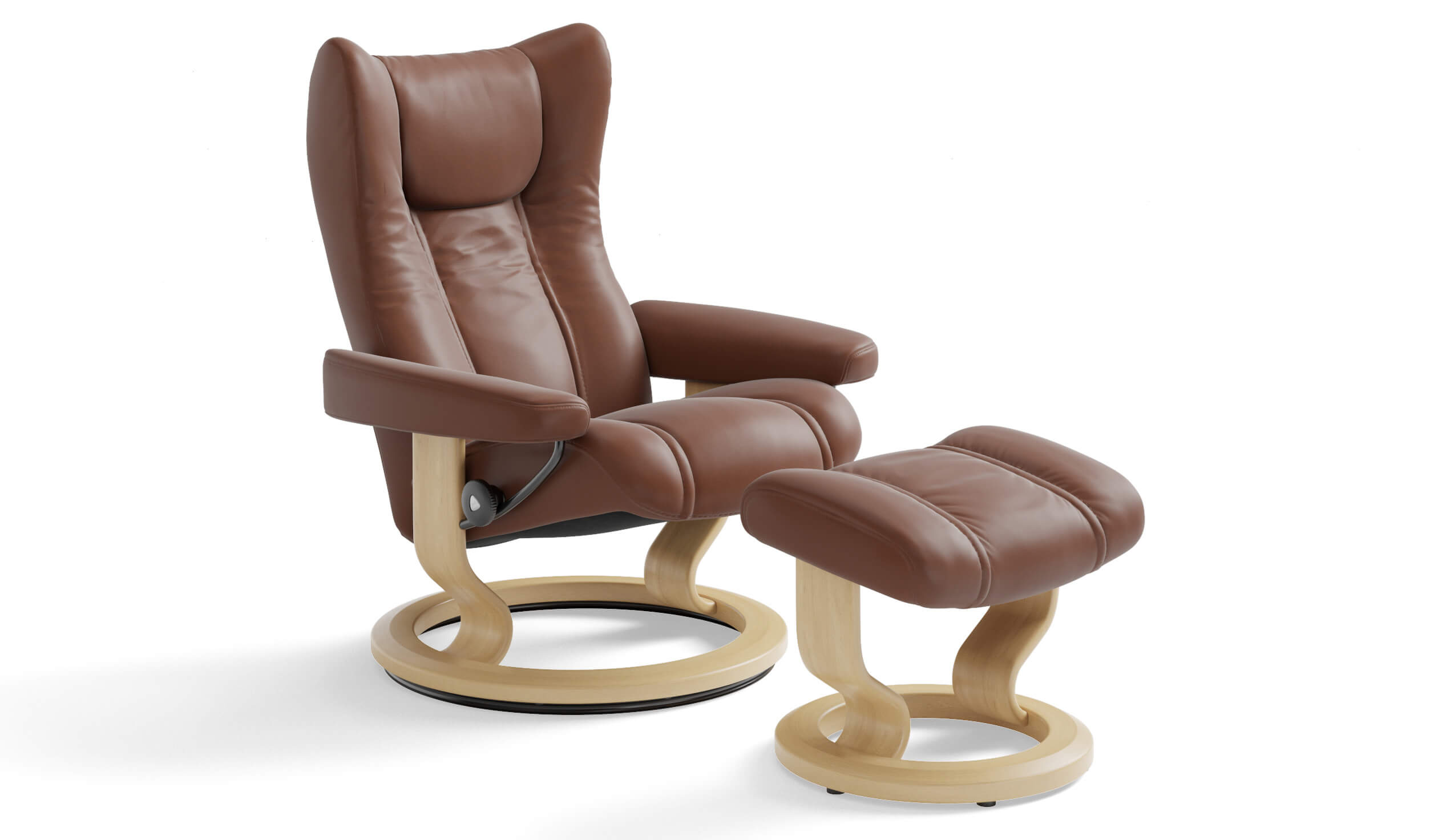 Stressless Wing Promotion Hansen Interiors - Stressless Wing Classic Legcomfort