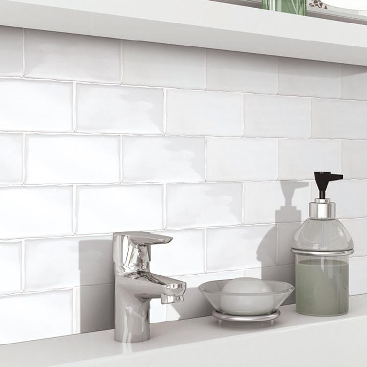 Cheap Large White Bathroom Wall Tiles Manufacturers And Suppliers Wholesale Price Large White