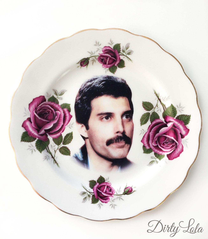 Freddie plate
