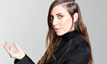 Lykke Li: 'If I'm onstage and it's warm and I don't want to wear pants I'm a victim, but if Iggy Pop