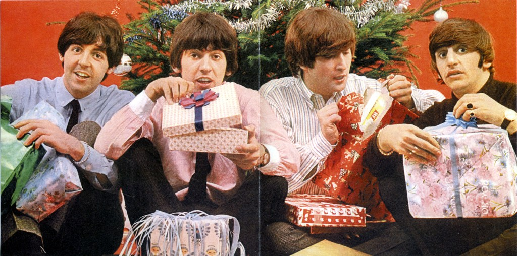 The Beatles - Christmas Album - Booklet (1-2)