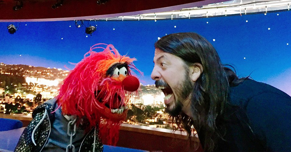 animal-the-muppets-dave-grohl-foo-fighters