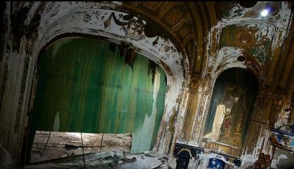 dead theatre