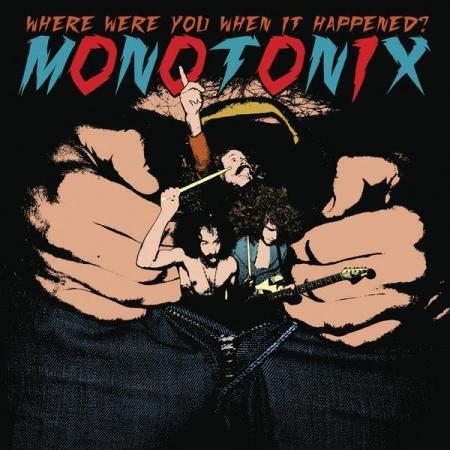 monotonix album