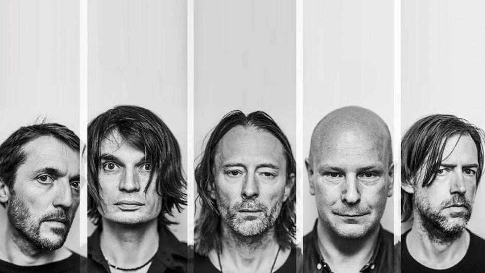 radiohead faces