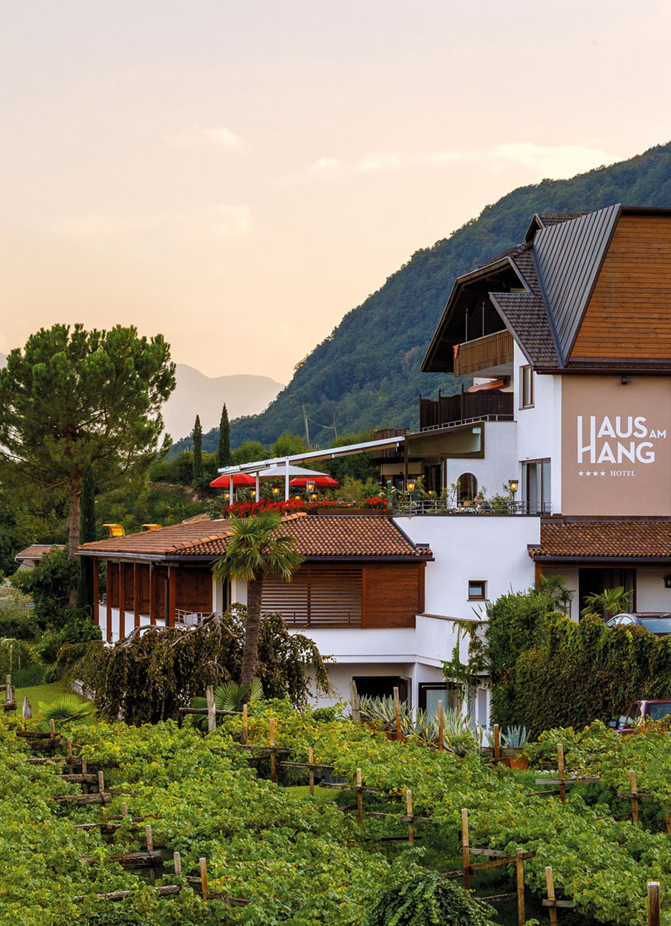Haus Am Hang Hotel Haus Am Hang Happen Studio