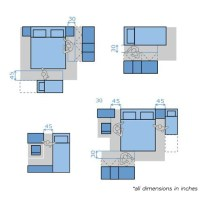 Standard Sizes of Rooms in an Indian House - Happho