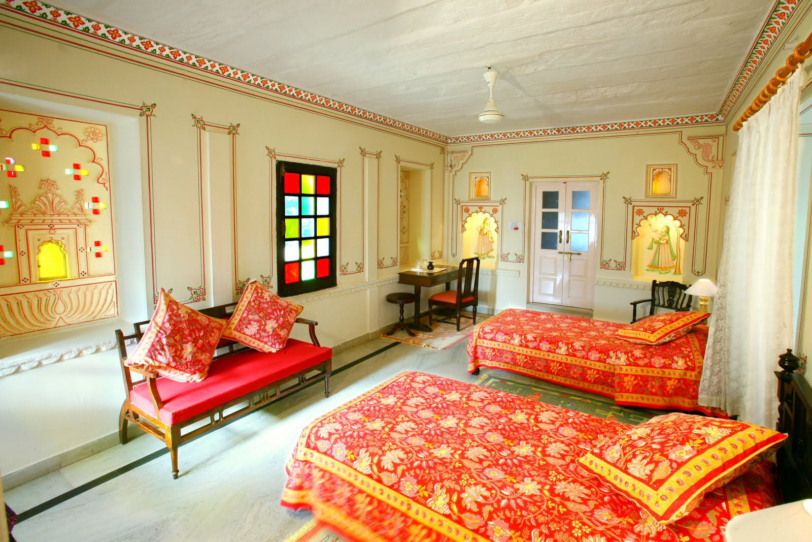Indian Home Decoration Taking A Cue From Rajasthan Home Decor Ideas Happho