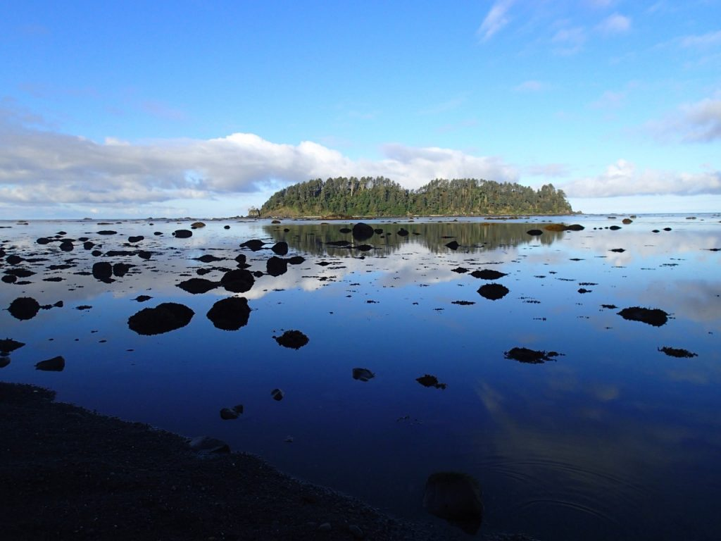Tivoli Island Lake Ozette Happiest Outdoors Vancouver Based Outdoors Blog