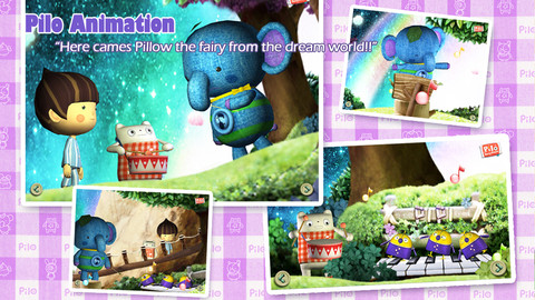 Pilo2 Animation Fairy Tale
