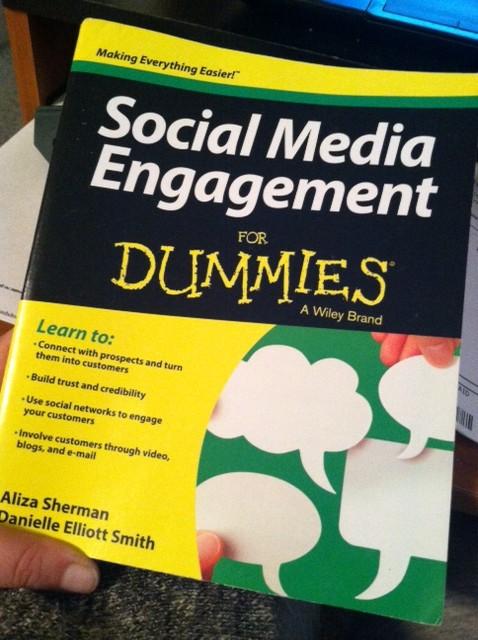 Social Media Enagement For Dummies