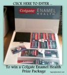 Colgate Enamel Health Prize Package Giveaway