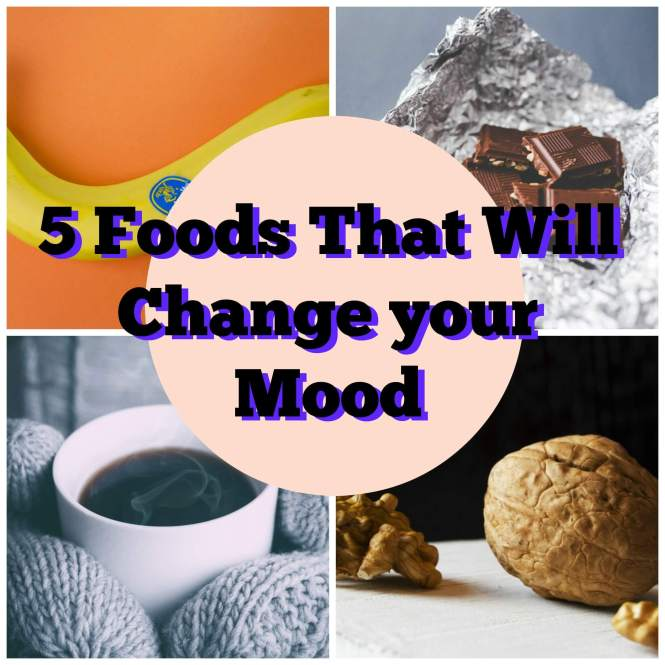 5 Foods That Will Change Your Mood