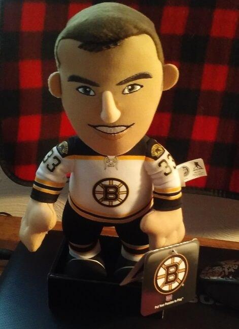 Boston Bruins Bleacher Creatures