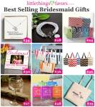 Best Selling Bridesmaids Gifts
