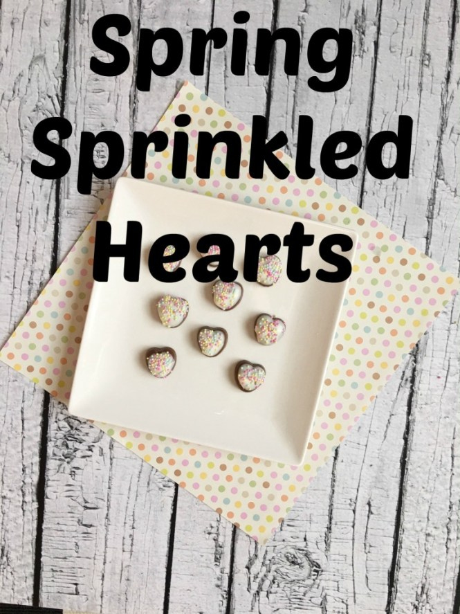 Spring Sprinkled Hearts Recipe