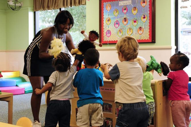 make money at home with daycare