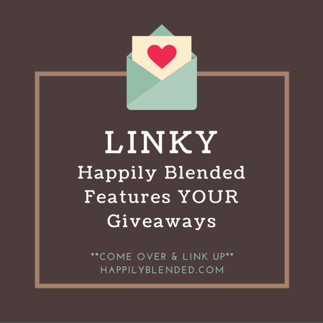 Happily Blended Saturday Blog Giveaway Link up