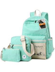 Back to School Shopping Essentials Backpack