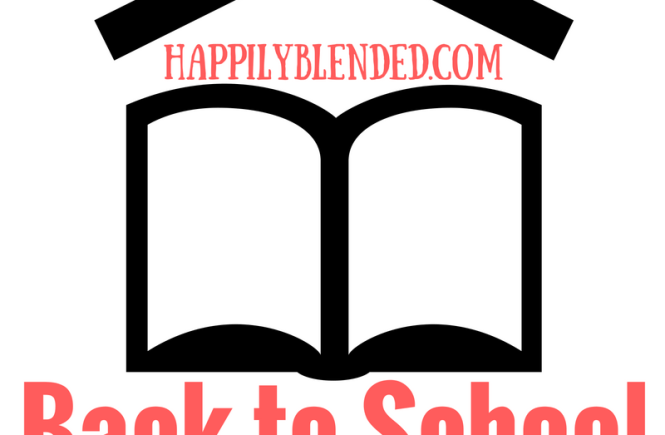 Back to School Shopping Essentials Featured at Happily Blended