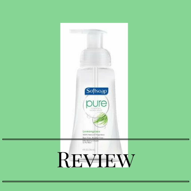 Get Hands Clean With Softsoap Pure Foaming Hand Soap